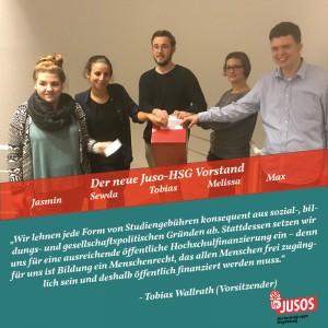 Juso HSG III